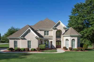 Cobb's Glen Single Family Home For Sale: 100 Augusta National