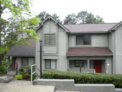 Keowee Key Townhouse For Sale: 410 Safe Harbor Circle