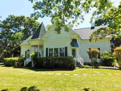 Walhalla Single Family Home For Sale: 507 Adam Sulllivan Road