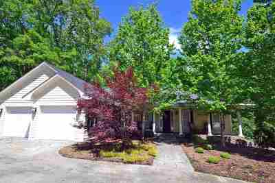 Lavonia Single Family Home For Sale: 214 Paradise Point