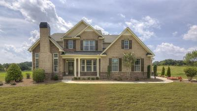 Williamston Single Family Home Under Contract: 1 Sparrow Drive