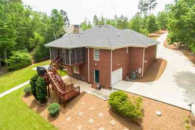 Seneca SC Single Family Home Sold-Co-Op By Mls Member: $589,000