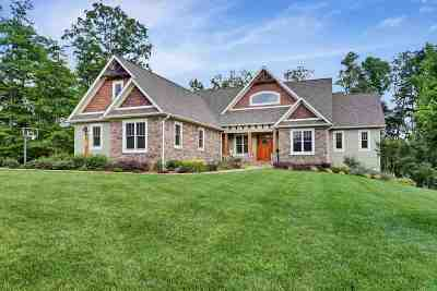 Single Family Home Contingency Contract: 562 Natures View Drive