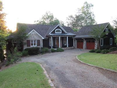 The Reserve At Lake Keowee Single Family Home For Sale: 335 S Cove Road