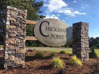Chickasaw Point Residential Lots & Land Sold: 00 S Hogan Drive