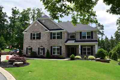 Alston Oaks Single Family Home For Sale: 208 Middle Brooke Drive