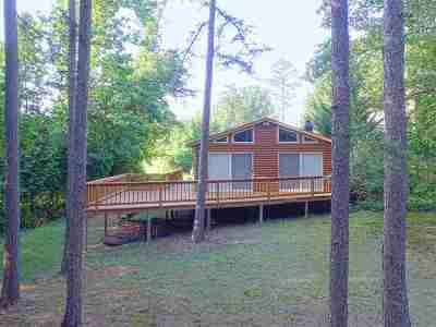 Hart County, Stephens County, Franklin County Single Family Home For Sale: 265 Jim Garvey Road