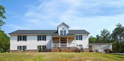Single Family Home For Sale: 140 Homestead Drive