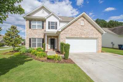Rockwell Plantation Single Family Home For Sale: 118 Herd Park Ct