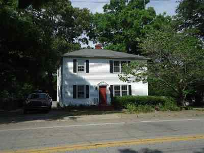 Anderson County Single Family Home For Sale: 113 S Hamilton St