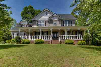 Single Family Home For Sale: 205 Montague Drive