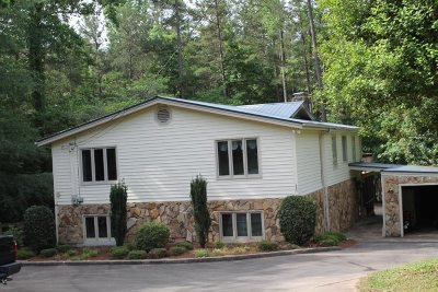 Lavonia Single Family Home For Sale: 450 Riverbend Rd.