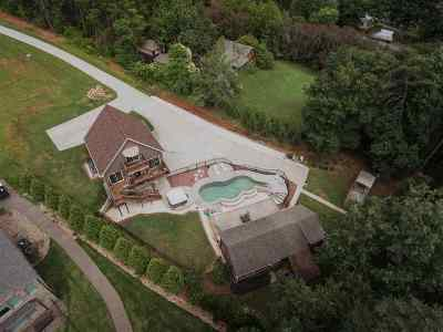 Single Family Home For Sale: 225 Jarrett Road