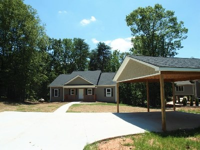 Anderson SC Single Family Home For Sale: $379,900