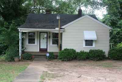Single Family Home Under Contract: 206 Sumter St