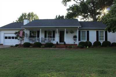 Colony Woods Single Family Home Contract-Take Back-Ups: 407 Old Colony Rd.