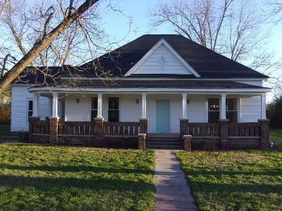 Pelzer Single Family Home Contract-Right of Refusal: 1041 Cherokee Road