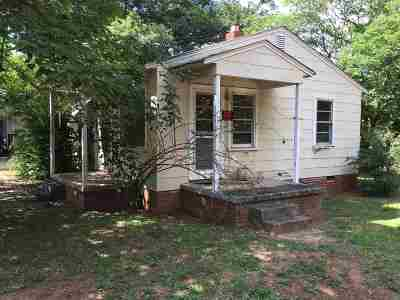 Single Family Home Contingency Contract: 2009 Oliver Street