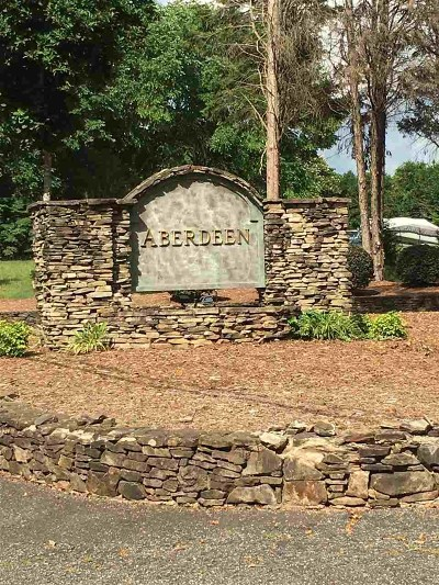 Aberdeen Residential Lots & Land For Sale: 1012 McBane Court