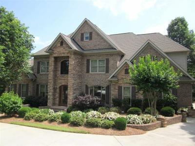 Brookstone Meadows Single Family Home For Sale: 119 Garden Park Drive