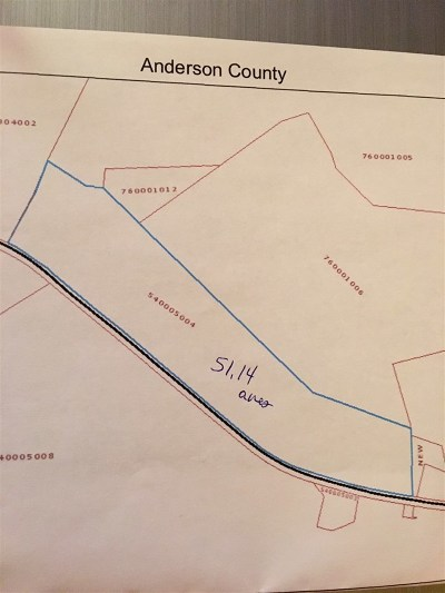Starr Residential Lots & Land For Sale: Hwy 187 South