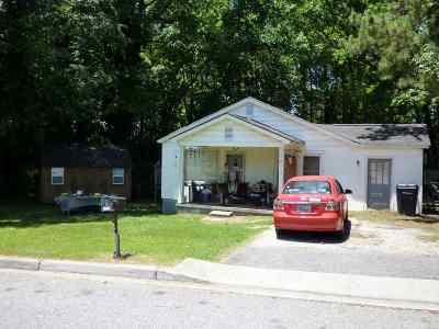 Single Family Home For Sale: 121 McClure Dr