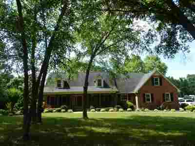 Anderson County Single Family Home Under Contract: 1900 Due West Highway
