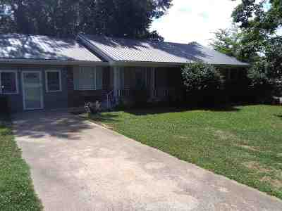 Anderson County Single Family Home Under Contract: 2013 Boulevard Heights