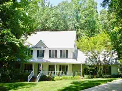Clemson Single Family Home For Sale: 105 Catawbah Road