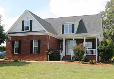 Pendleton SC Single Family Home For Sale: $284,900