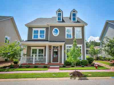 Clemson Single Family Home Under Contract: 504 Village Walk Lane
