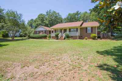 Regency Woods Single Family Home Under Contract: 109 Coachman Drive