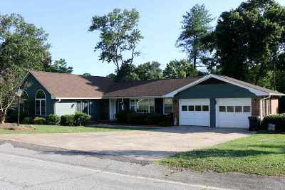 Kingsley Hills Single Family Home For Sale: 401 Heyward Road