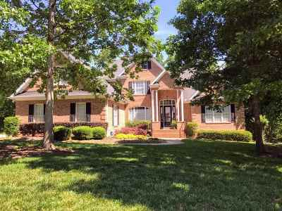 Clemson Single Family Home Under Contract: 500 Red Maple Way