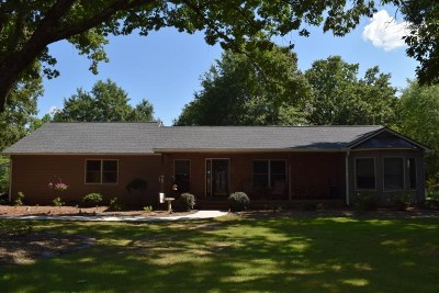Single Family Home Sold: 838 Princeton Highway