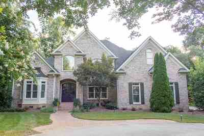 Simpsonville Single Family Home For Sale: 3 Crown Gate