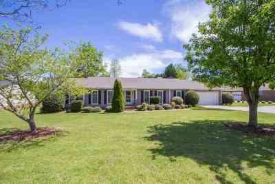 Regency Park Single Family Home For Sale: 105 Oak Knoll Terrace