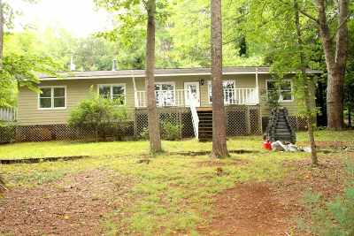 Toccoa GA Mobile Home For Sale: $144,900