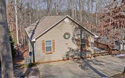 Martin Single Family Home For Sale: 604 Smith Circle