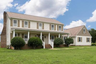 Pickens County Single Family Home For Sale: 4739 Six Mile Highway