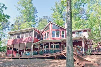 Martin Single Family Home Under Contract: 299 Suttles Rd