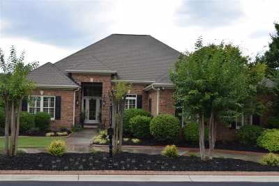 Alston Oaks Single Family Home Under Contract: 105 Archdale Way