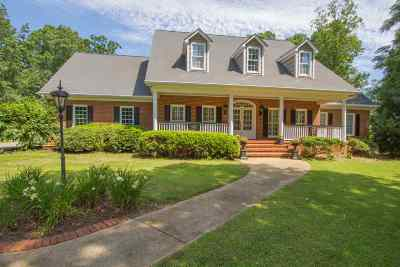 Anderson Single Family Home For Sale: 212 Oakmont Drive