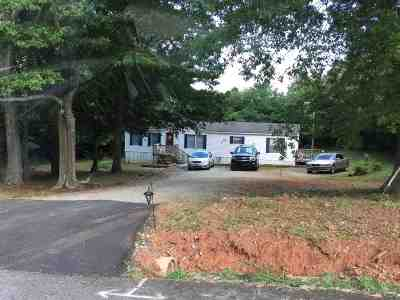 Mobile Home Contingency Contract: 301 Leon Drive