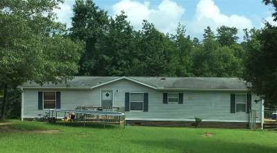 Mobile Home Contingency Contract: 135 Ann Road