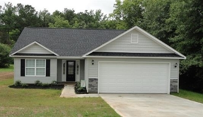 Single Family Home Under Contract: 201 Ridgecrest Way