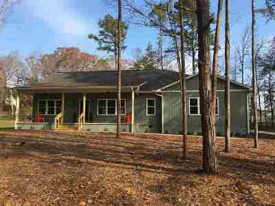 Single Family Home For Sale: 18009 Cedar Cove Road