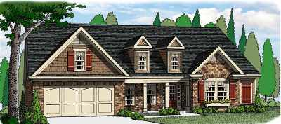 Drakes Field Single Family Home Under Contract: 1041 Drakes Crossing
