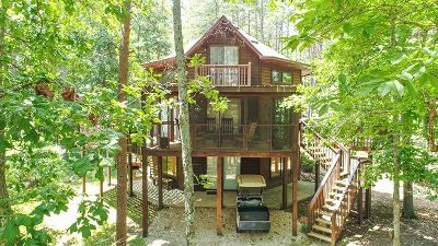 Toccoa Single Family Home For Sale: 321 Spring Branch Circle