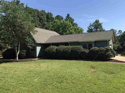 Anderson County Single Family Home For Sale: 2303 Cobbs Way